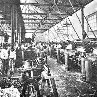 HUELGA de TEJEDORES de 1895
