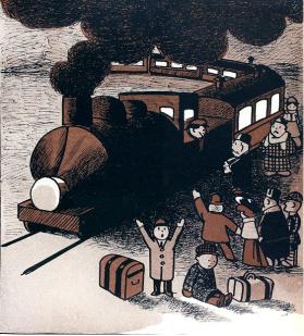 Huelga Ferroviaria_L'Assiette au beurre 1910-05-07_A Hellé_01