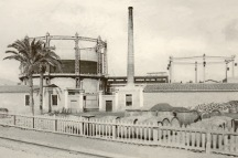 fabrica gas