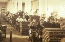 Cigarreras 1905