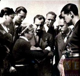 Exhumación Primo de Rivera_Cementerio de Alicante abril 1939_04