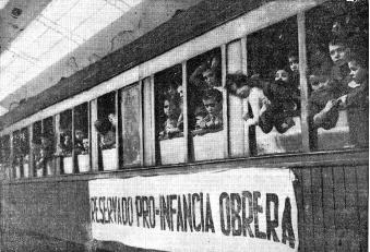 Infancia asturiana acogida en Madrid_La Libertad 14-01-1936