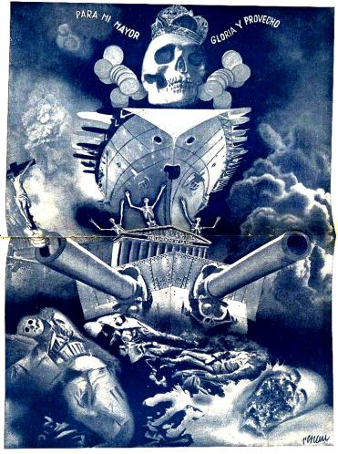 monstruo del capitalismo_Renau 1934
