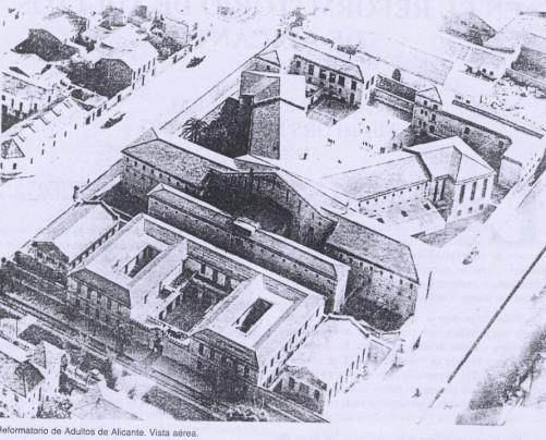 vista aerea del Reformatorio de Adultos Alicante (2)