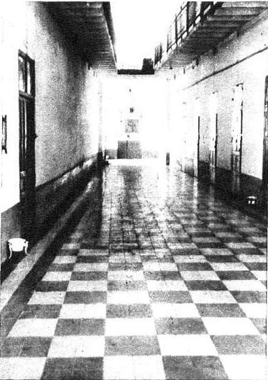 vista interior galeria Reformatorio Adultos Alicante 1931_Mndo Gráfico