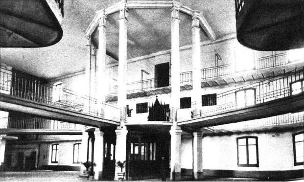 vista interior Reformatorio Adultos Alicante 1931_Mndo Gráfico