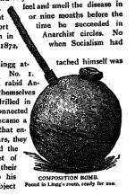 atentado municion anarquista_Bomba en casa de Lingg_the Chicago Haymarket conspiracy_MJ Schaack