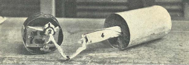 bomba temporizador