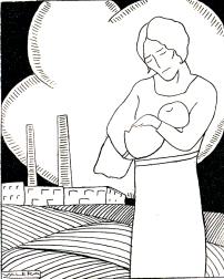 Madre proletaria_Valera_finales década 1920