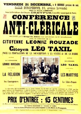 00_Vendredi 21 décembre Conférence anti-cléricale