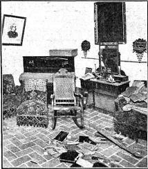interior_habitacion Ferrer Guardia tras registro Mas Germinal_carasycaretas 27-04-1912