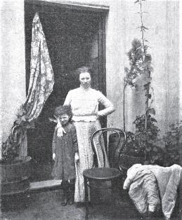 Familia Anarquista Karachini_Sofia Lichinitske_atentado Pro-Ferrer Argentina_carasycaretas 13-11-1909