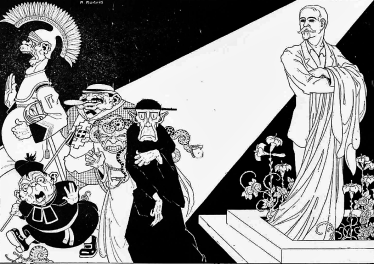 Ferrer y sus asesinos__Cronaca sovversiva 15-10-1910