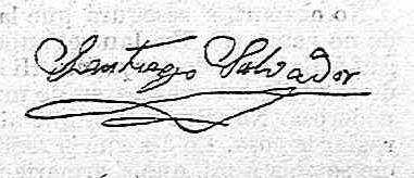 Firma Santiago Salvador La Campana de Gracia 14-07-1894_3
