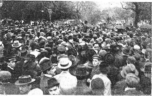 Manifestacion Pro Ferrer_Buenos Aires 14-10-1909