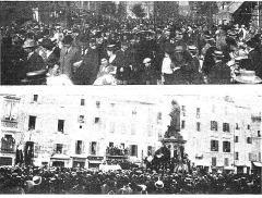 Manifestaciones Roma_I aniversario Ferrer_1910
