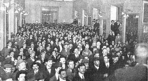 Mitin Pro Ferrer_Buenos Aires 13-10-1909