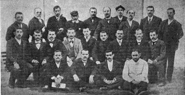 Presos de Montjuich 1898