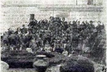 Colonia Ascaso-Durruti Llança Nueva Aragón 24-04-1937
