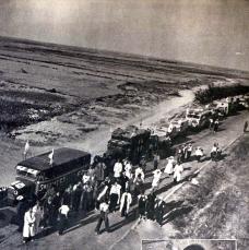 Convoy Sanitario Frente Aragón_Vu nº especial 29-08-1936