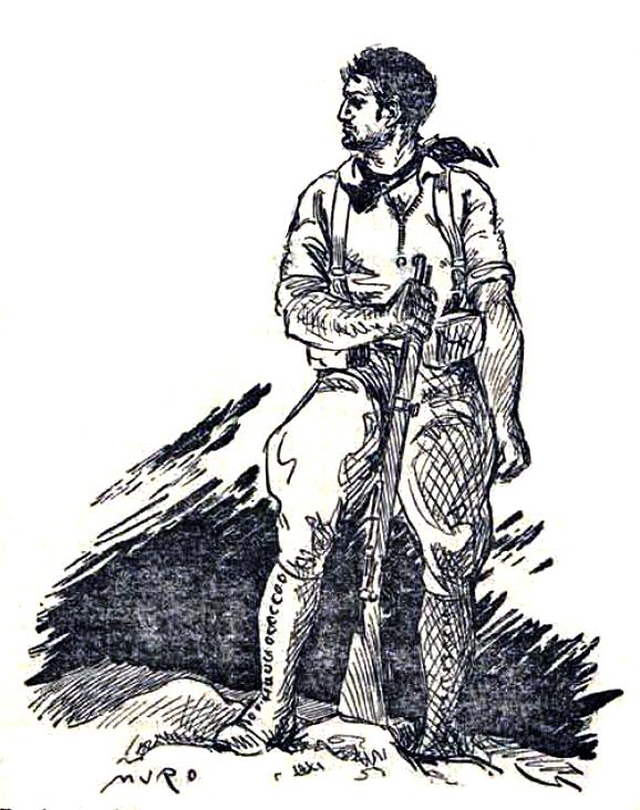 guerrilleros_Fragua Social 20-10-1936