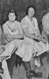 Juana [y ..Lily] Ferrer_sep 1931