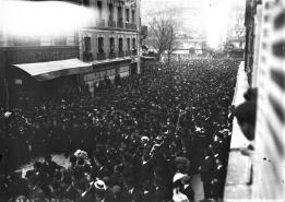 Manifestacion paris 17-10-1909_Pro Ferrer