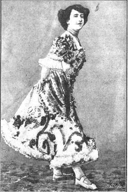 Paz Ferrer en Argentina_carasycaretas 27-01-1912