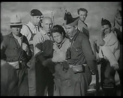 vista frente_fotograma SUEP-Durruti_miliciana
