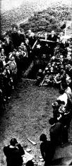 vista retaguardia_grupo_Homenaje Claustro Maestros Laicos a Ferrer Guardia_1937