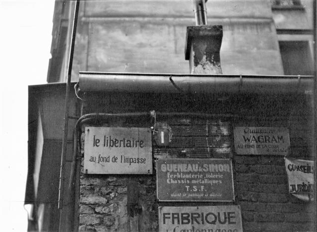 vista_Cantonada Le Libertaire_París