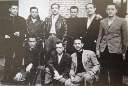 cenetistas villena presos en Madrid 1949