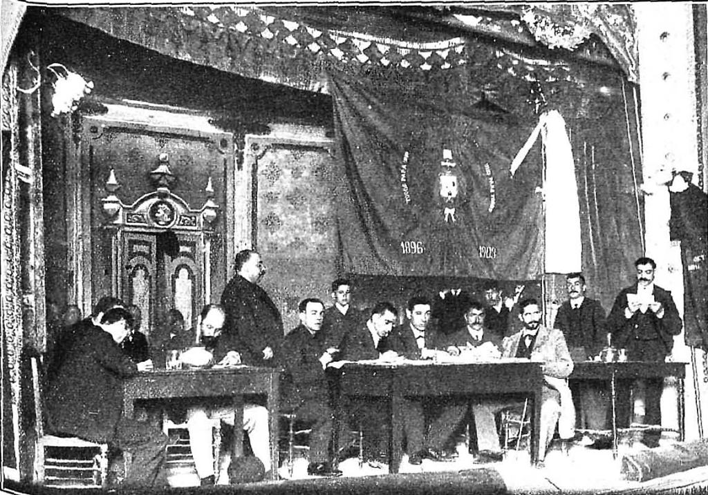 octubre-1903_camareros-congreso_