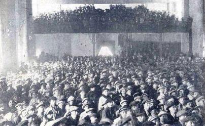 1916 valencia sin pan