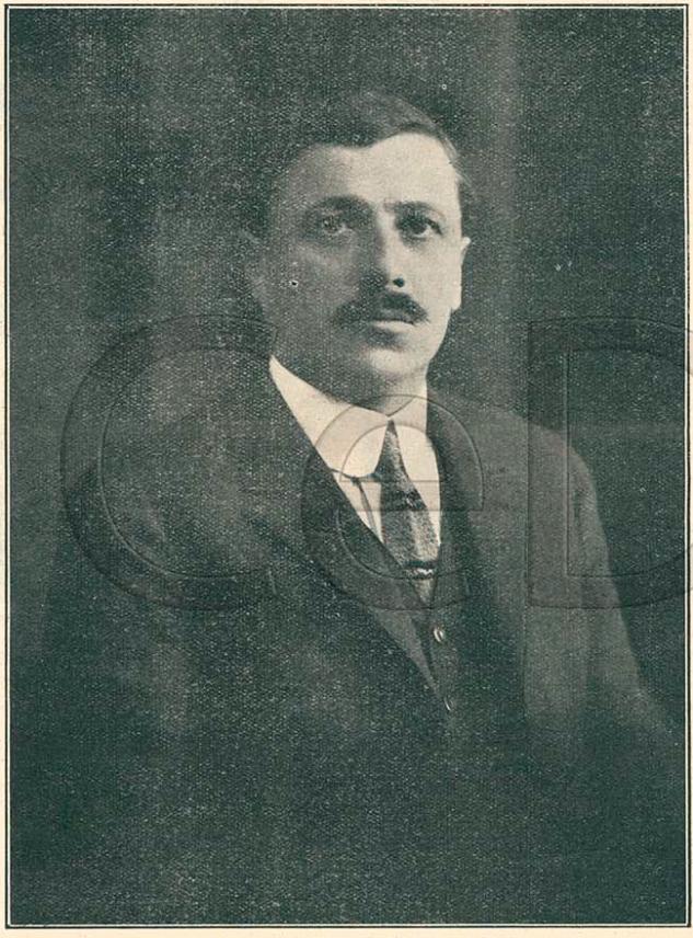 Amadeo Lluan_Enrique Nido_La Protesta 1926