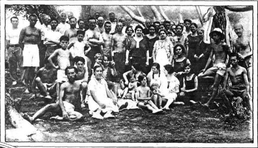 Colonia Naturista de Torrent_Estampa 01-07-1930