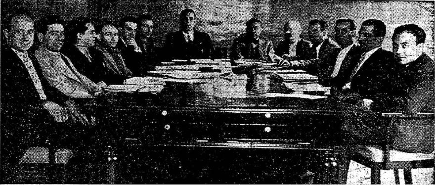 Pleno nacional Partido Sindicalista_noviembre 1937
