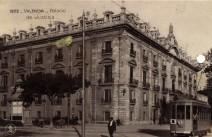 Palacio Justicia Valencia 1937