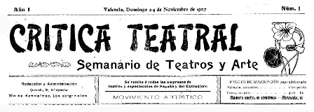 zz critica teatral 1907