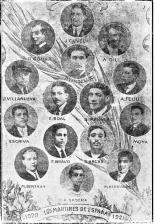 España negra_Martires del Libre 1920-21
