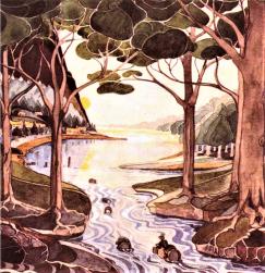 Ilustraciones_El Hobbit_Tolkien_La Magrana 1992