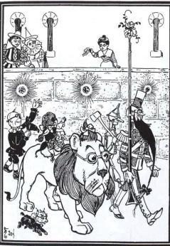 Ilustraciones_El Mago de Oz_Fuente Dorada 1979-Wallace Denslow-1
