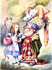 Ilustraciones_Las aventuras de Alicia_Dent and Sons_1975