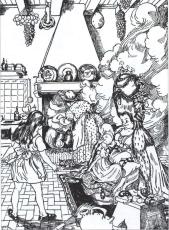 Ilustraciones_Las aventuras de Alicia_JOventud_1992-Lola Anglada