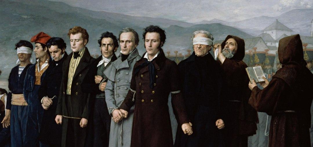 Martires de la Libertad 1844