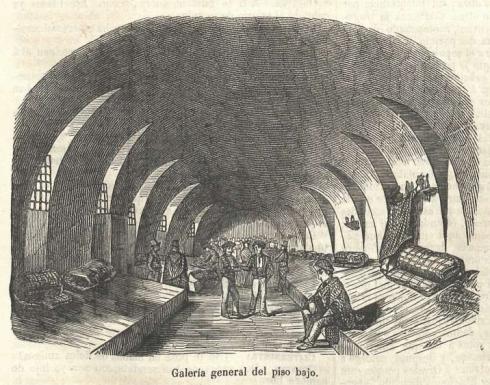 Galería_general_del_piso_bajo,_cárcel_de_Villa,_en_La_Ilustración