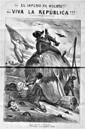 espanta-pájaros napoleon III_La Campana de Gracia 11-09-1870.png