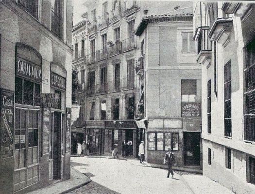 2_Calle de la Abada_1917