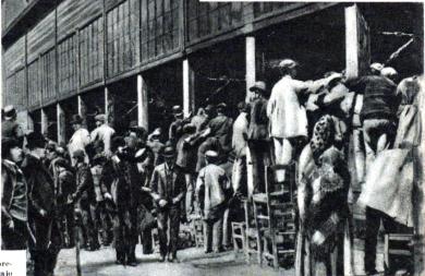 Manifestacion Mayo de 1892_Teatro del Buen Retiro-Madrid