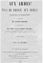 Himno_Aux Arms_Salvador Daniel 1849